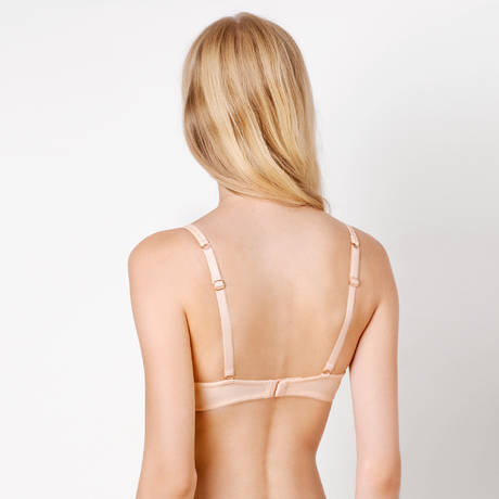 Soutien-gorge push-up Trait d'ivresse Chair