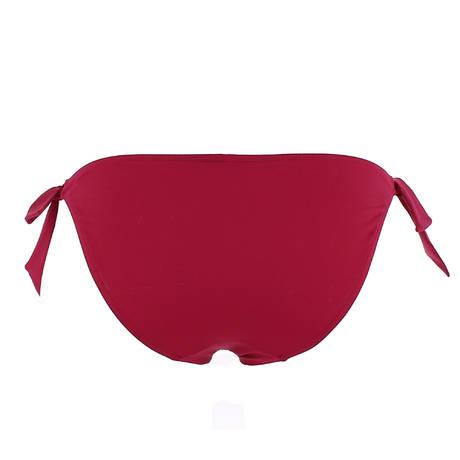 Maillot de bain slip ficelles Jil Barollo Red