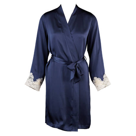 Déshabillé kimono Crépuscule Satiné Versailles