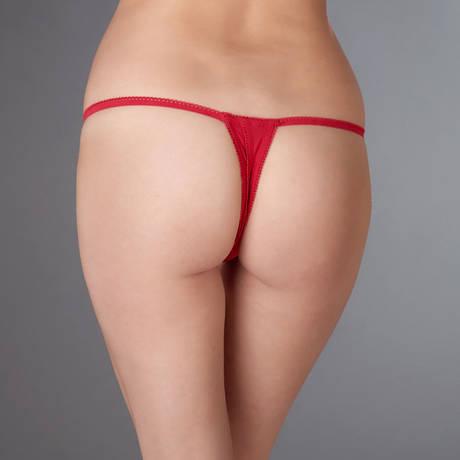 String ouvert Le Petit Secret Rouge