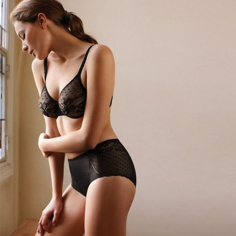 Culotte galbante légère Beauty Perfect Noir