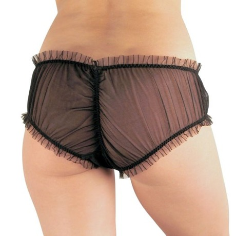 Culotte shorty Parisienne
