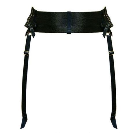 Porte-jarretelles Strap Signature Noir