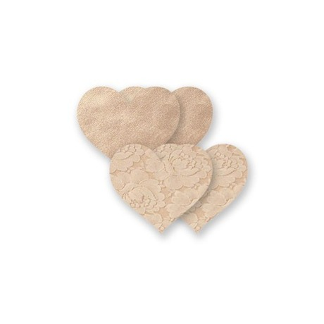 Nippies Coeur beige