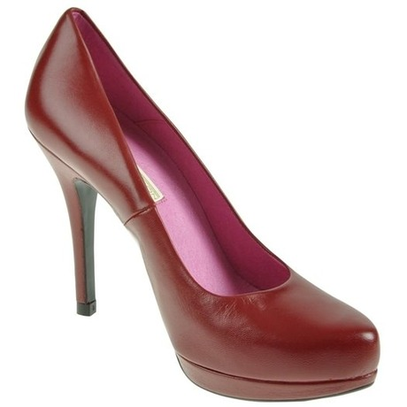 Béa cuir Rouge
