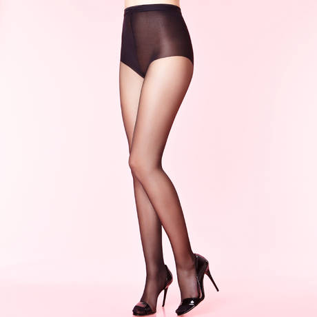 Collant 20 deniers Les Bas et Collants Noir