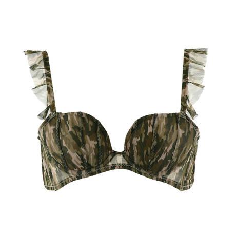 Soutien-gorge push-up Capricieuse Camouflage