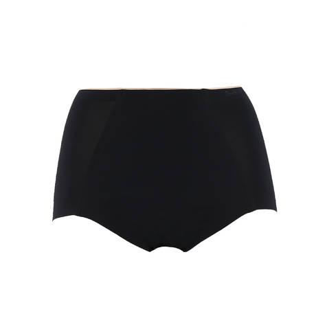 Culotte haute Irrésistible Noir