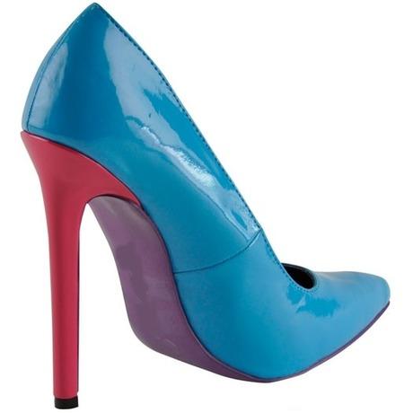 Hottie Tricolore Turquoise