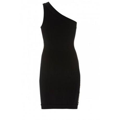 Quontum Curve Sequin Dress