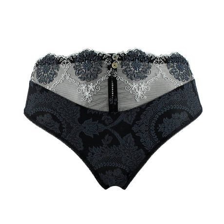 Culotte Lilly Rose Noir