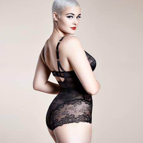 Body Screen Queen Noir Noir
