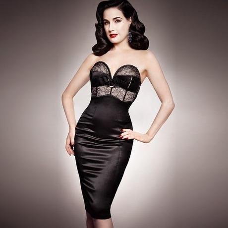 Robe Her Sexellency Noir