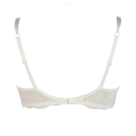 Soutien-gorge armatures Ultra Féminin Nacre