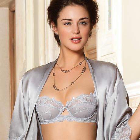 Soutien-gorge corbeille Ultra Féminin Perle Féminin