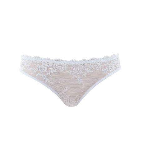 Culotte Embrace Lace Blanc