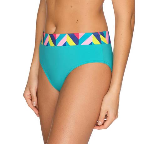 Maillot de bain bikini slip taille haute Smoothie Mermaid