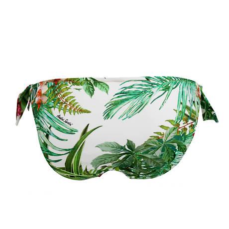 Maillot de bain slip ficelle Caraiva Jungle