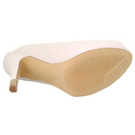 Escarpins Haileey Blanc