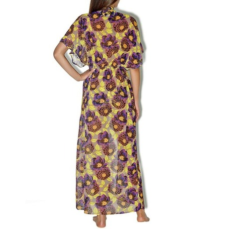 Caftan Songe Tropical Granité