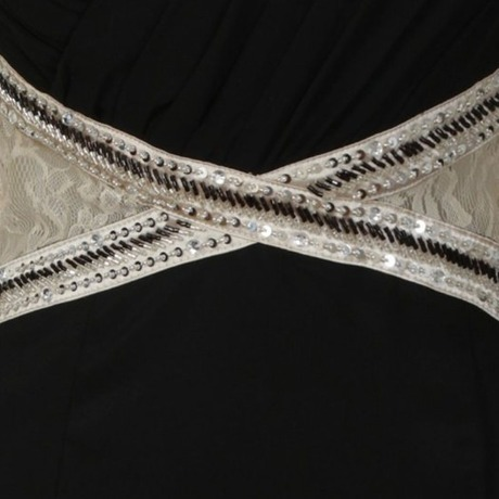 Robe lace Panel