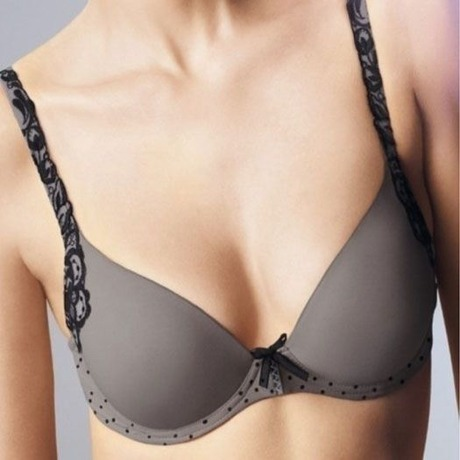 Soutien-gorge push-up Kate Taupe