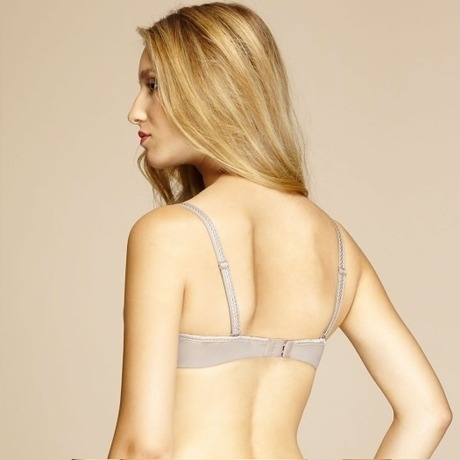Soutien-gorge push-up Light Sensation Taupe