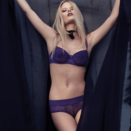 Shorty Précieuse Violet