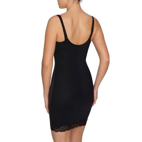 Robe sculptante Couture Noir