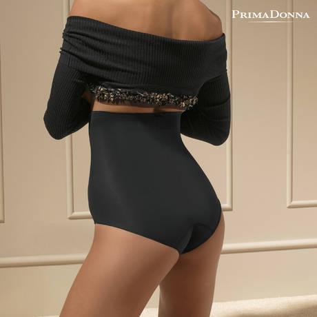 Culotte taille haute Perle Charbon