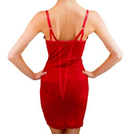 Robe Madame X Rouge