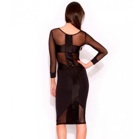 Robe Q6056 Noir