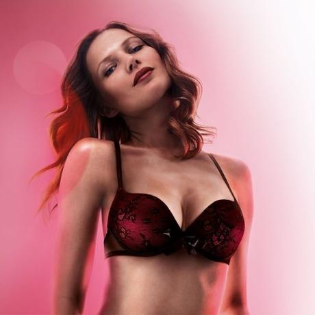 Soutien-gorge push-up Red Temptation