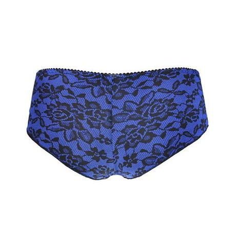 Shorty Vamp en Douce Bleu Glam