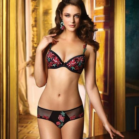 Shorty Arty Flower Nuit florale