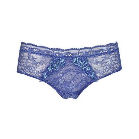 Shorty Effusion Bleue Bleu Précieux
