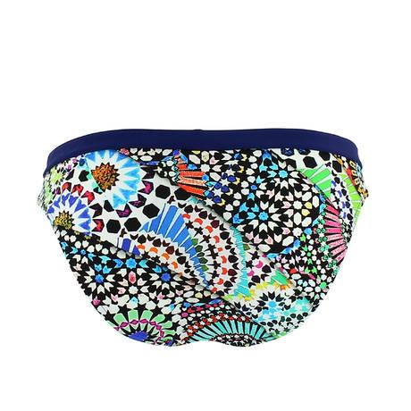 Maillot de bain slip Art Primitif Primitif Multicolore