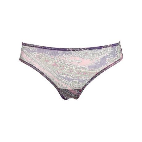 Slip brésilien Gerais Glossy purple