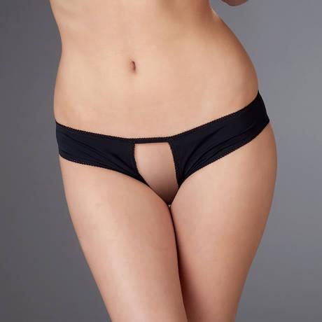 Culotte ouverte Le Petit Secret Noir
