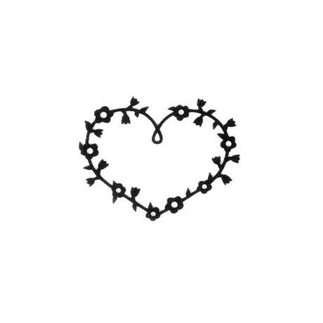 Tattoos 3D Bracelet Coeurs Jaune