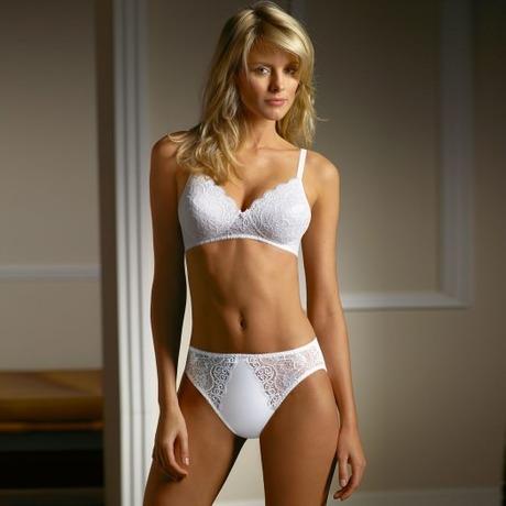 Slip Amourette 300 Blanc