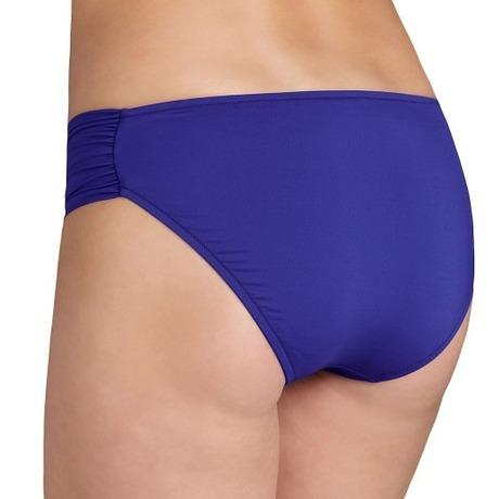 Maillot de bain culotte Exquisite Sensation Bleu