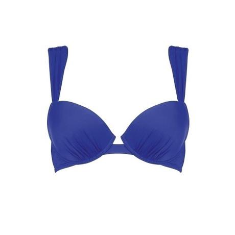 Maillot de bain paddé Exquisite Sensation Bleu