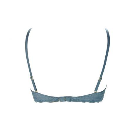 Soutien-gorge triangle Delicate Essence Bleu