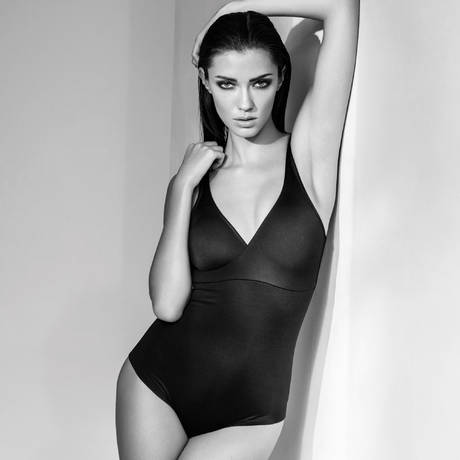 Body sans armatures Beauty Secret Noir