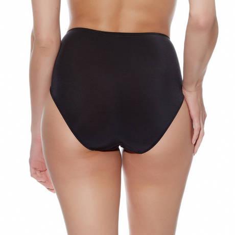 Culotte ventre plat Eglantine Noir