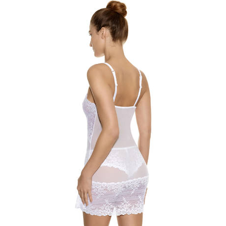 Nuisette Embrace Lace Blanc