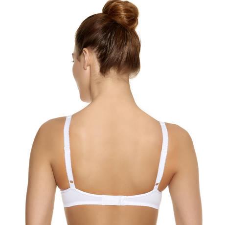 Soutien-gorge armatures Body by Wacoal Blanc