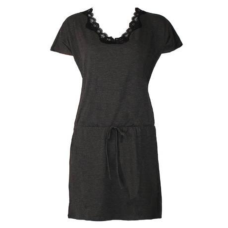 Chemise de nuit Simply Perfect Gris/Noir