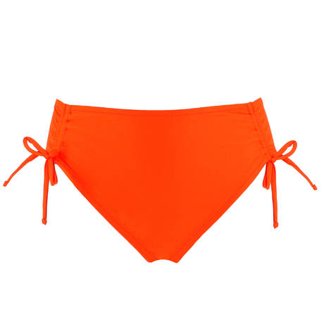 Maillot de bain slip coulisse L'Estivale Chic Orange